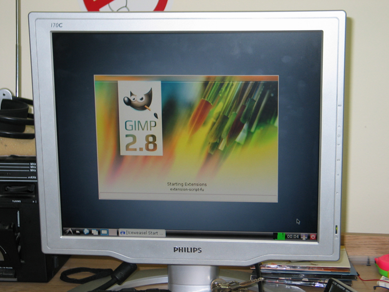 A13-OLinuXino running Debian preview   olimex
