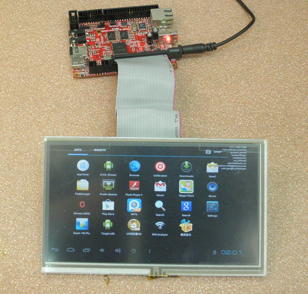 Led Olimex Bluetooth Controlled Leddriver A Tutorial Part 10 Pc Control Image