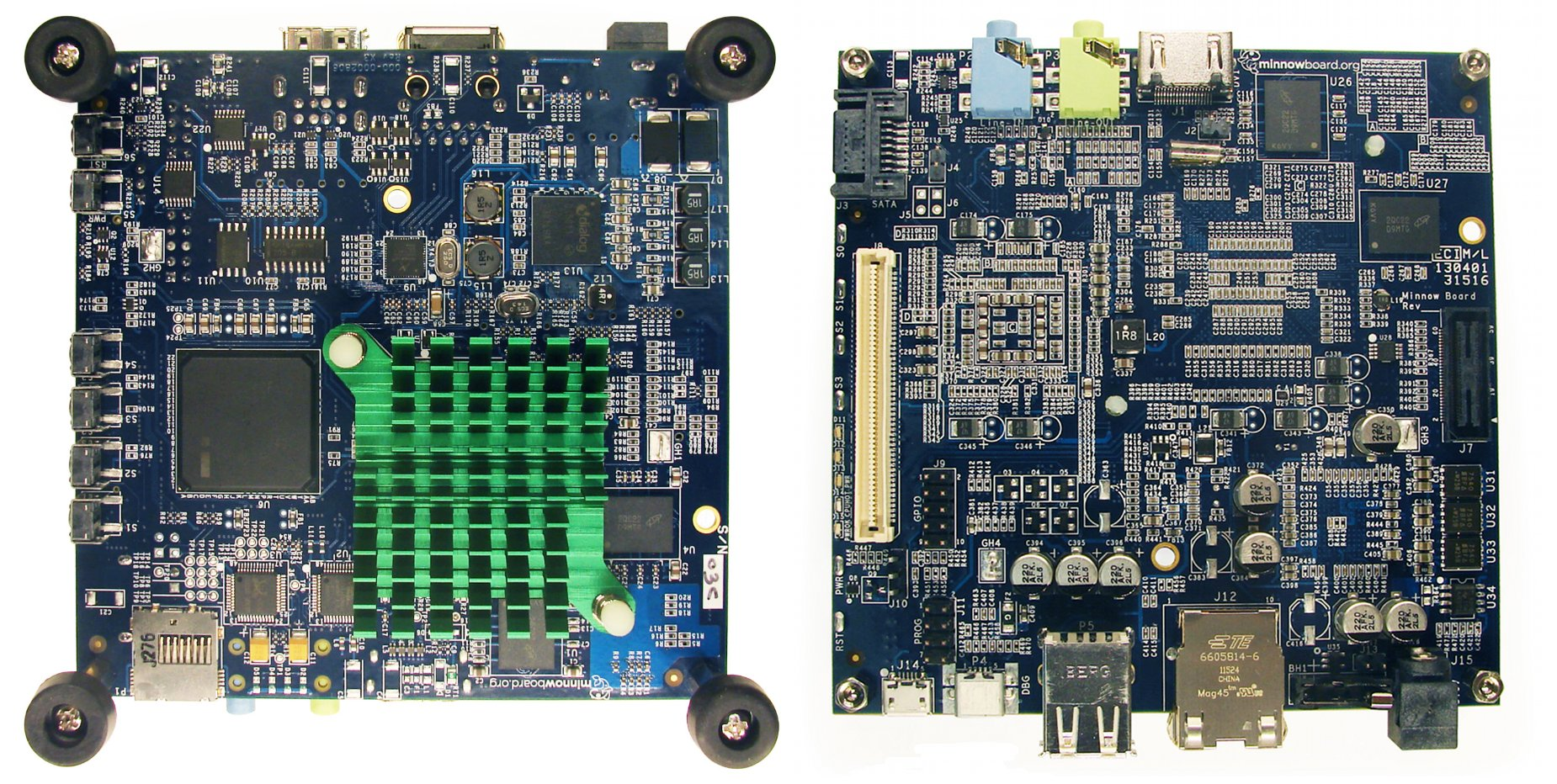 INTEL to release Open Source Hardware board based on Atom E640 | olimex