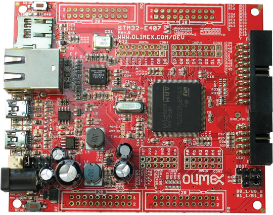 stm32 | olimex | Page 2