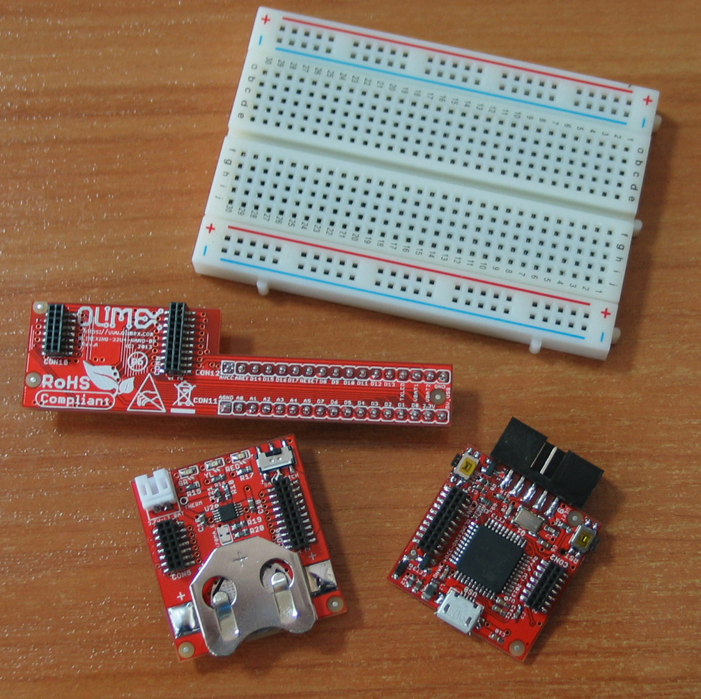 Leonardo Olimex Snap Together Arduino Circuits 4 I Shrink The