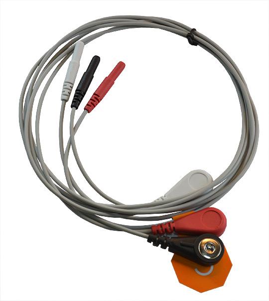 Three Way Cable : Ecg olimex