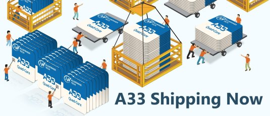 A33 Shipping Now-1