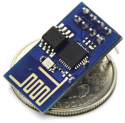 New Uart To Wifi Chipset Will Unleash Low Cost Internet Of