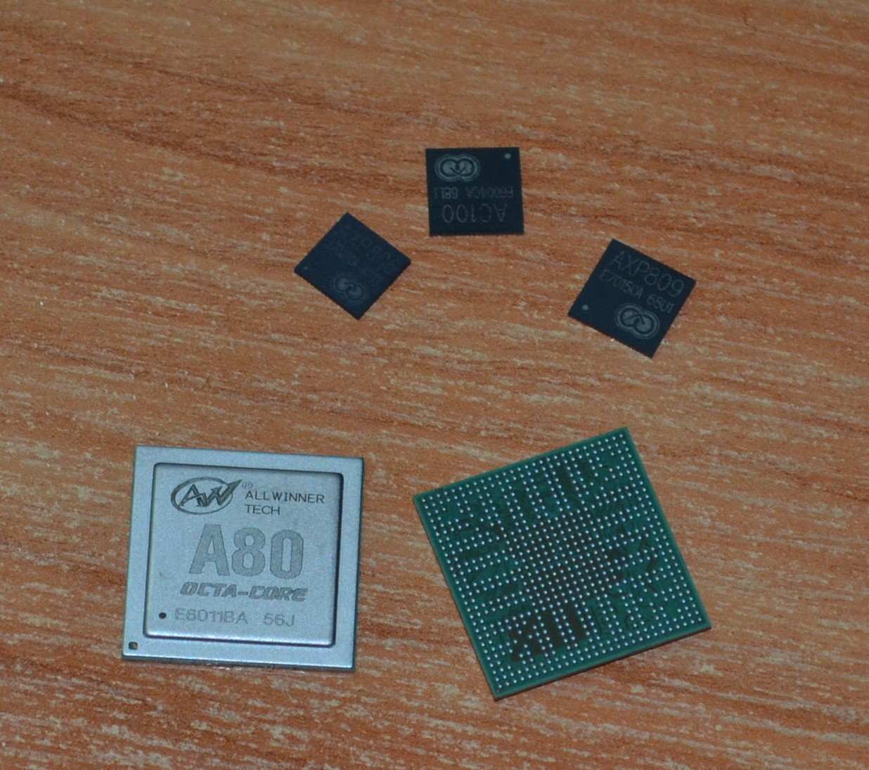 A80s Octa Core Allwinner SOCs – they finally arrived! | olimex