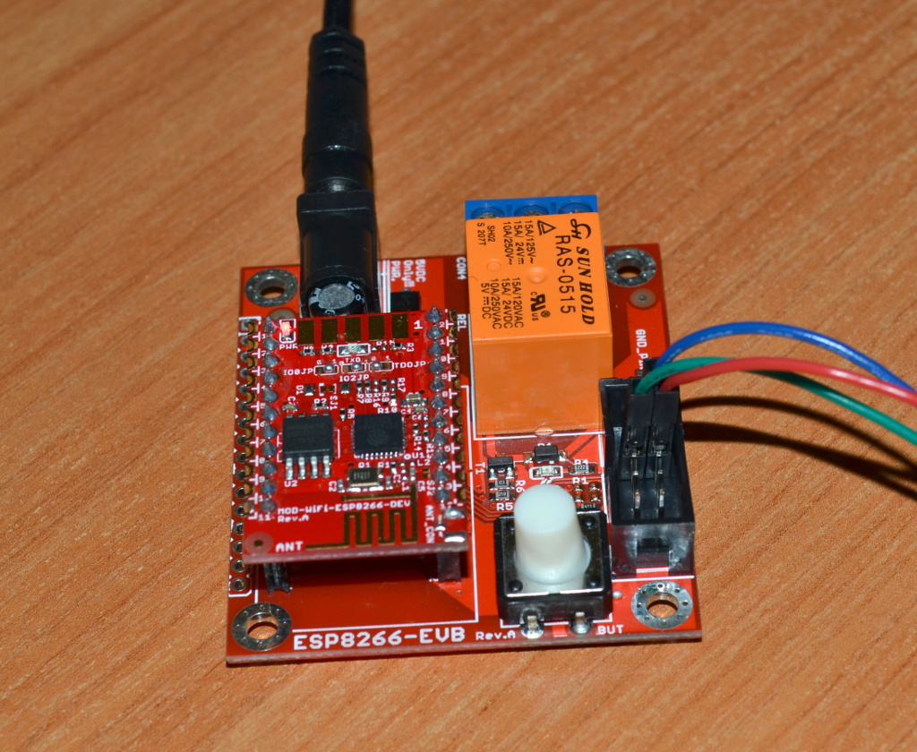 ESP8266 Building Hello World Blink LED and Simple Web Server to