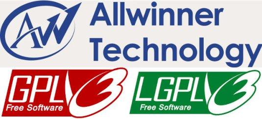 Allwinner_GPL_LGPL