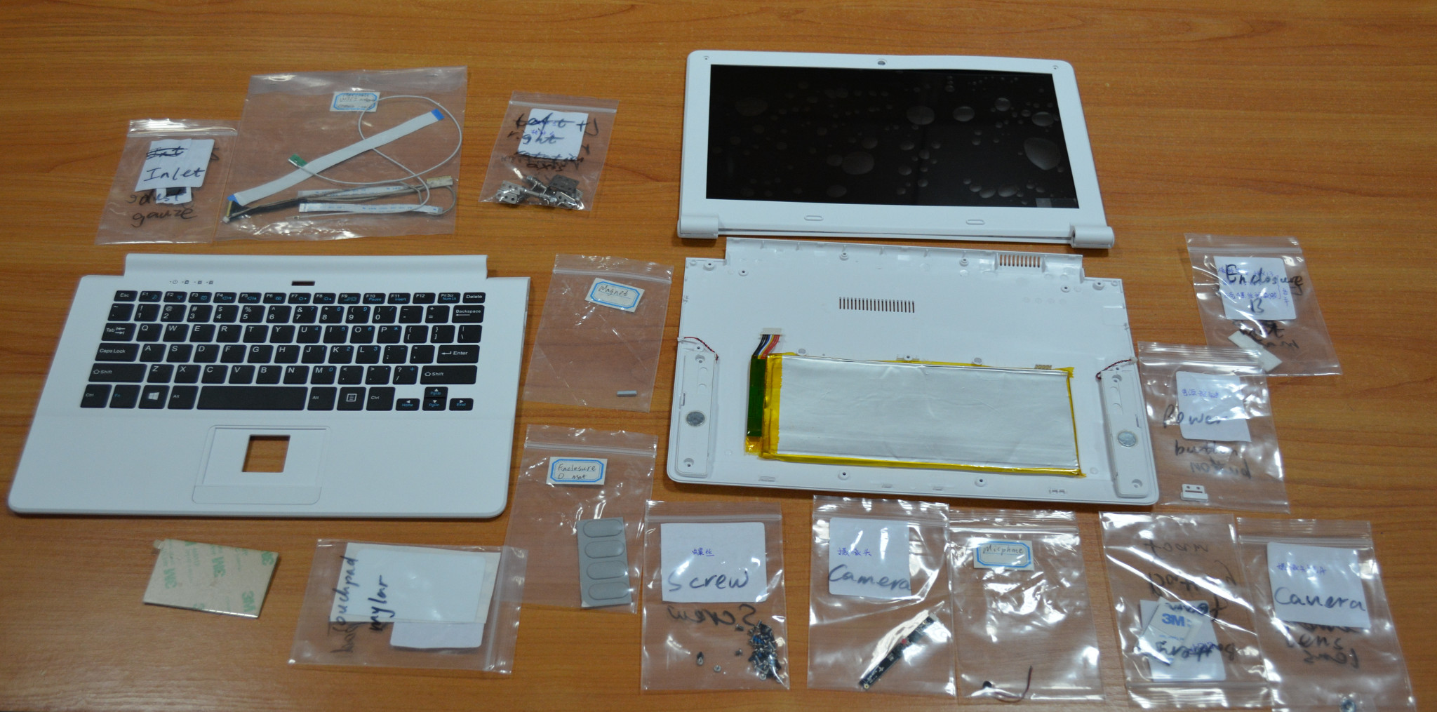 A64 OLinuXino OSHW Linux Laptop idea becomes more real :) | olimex