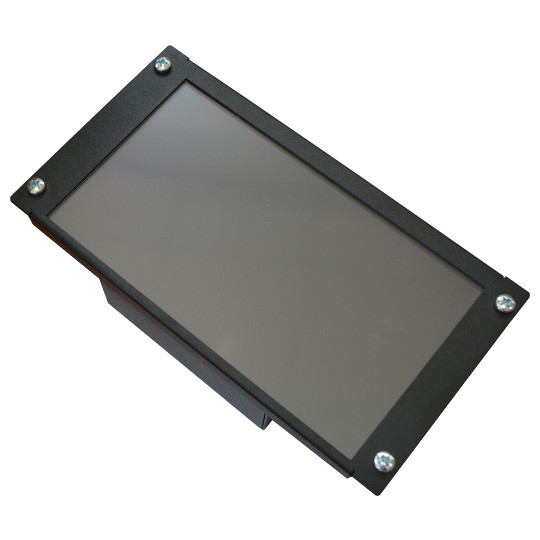 Metal Frame Box for OLinuXino LIME with 7″ LCD is now in stock