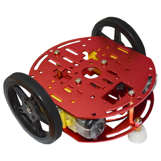 New Robot Chassis in stock: ROBOT-2WD-KIT2