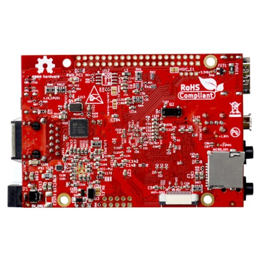 A64-OLinuXino Open Source Hardware board with 64-bit Cortex-A53
