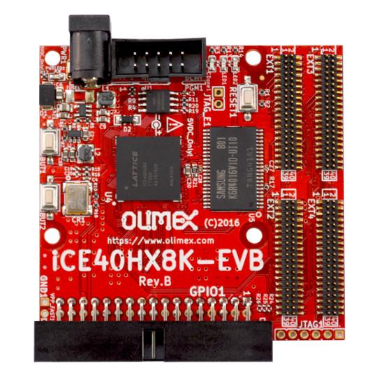 iCE40HX8K-EVB-1