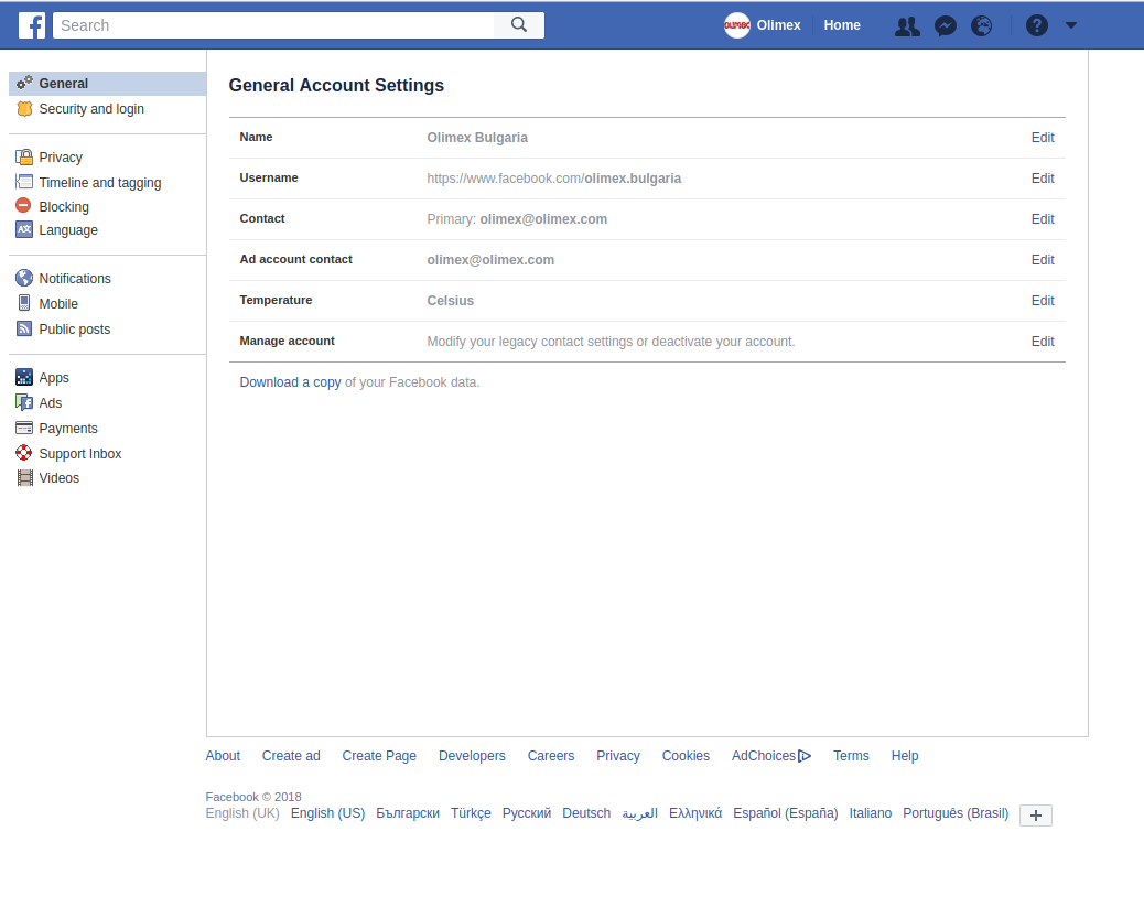 What Facebook knows about us?