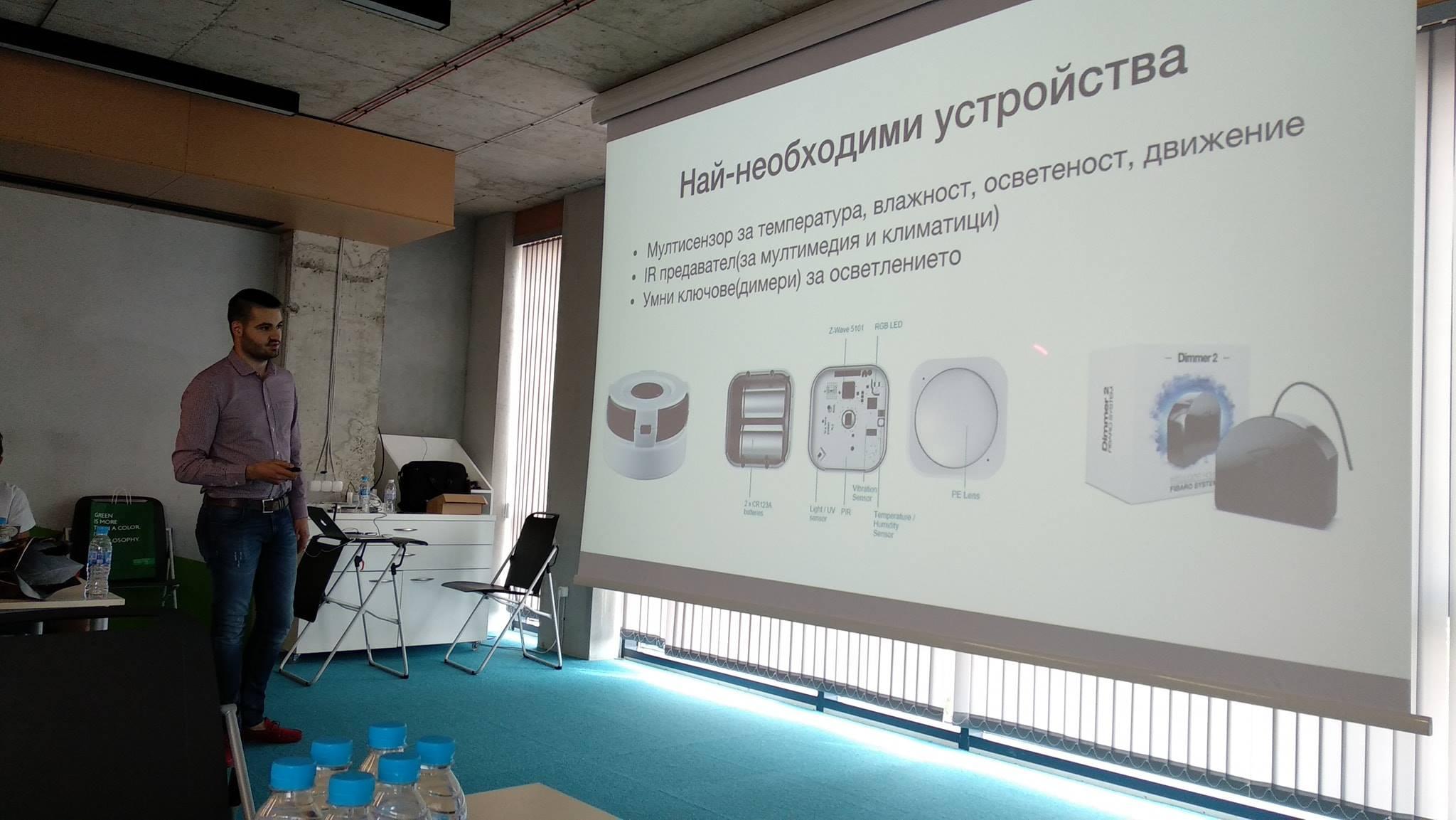 More Tuxcon activities in Plovdiv