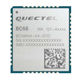 BC66 new firmware update fixes NETLIGHT bug