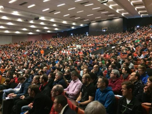 FOSDEM slides and video