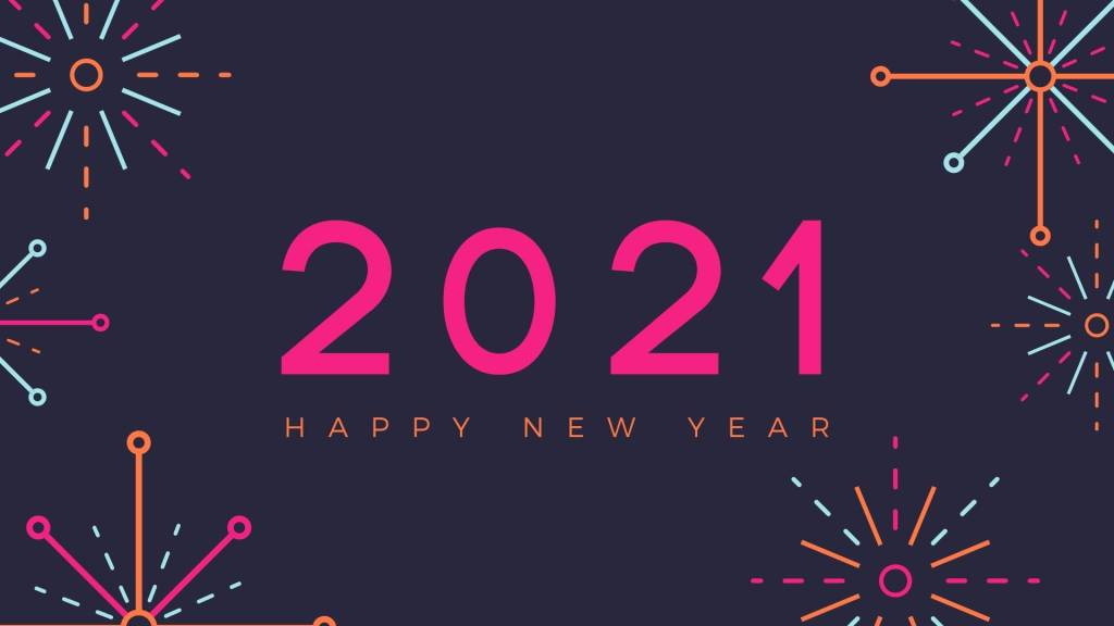 Happy New Year 2021! New board updates