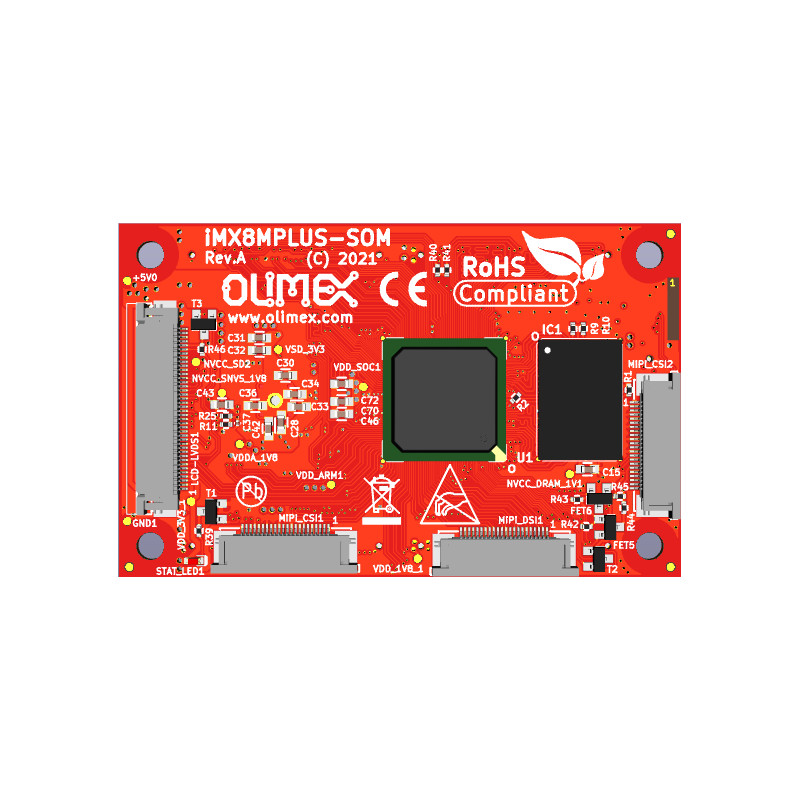 New iMX8QuadPlus System on Module is ready for prototyping